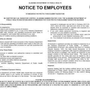 AL Radiation Notice (1)