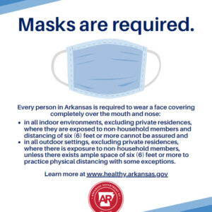 AR COVID Masks