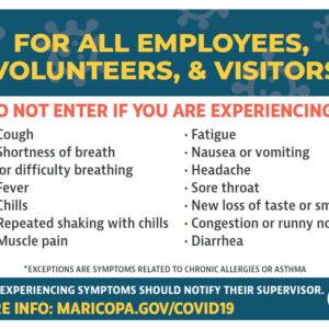 AZ Maricopa County COVID