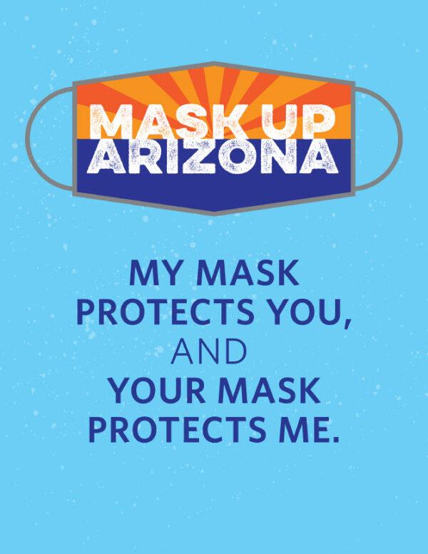AZ Mask Up Eng