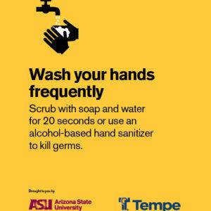 AZ Tempe Handwashing
