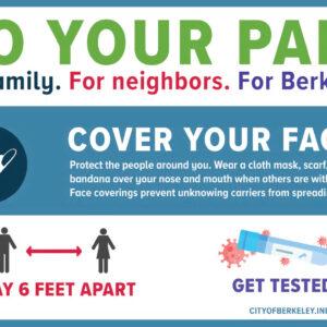 CA Berkeley do your part
