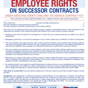 Displaced Employee Rights