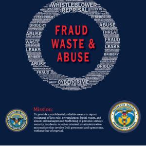 DoD Fraud Waste Abuse