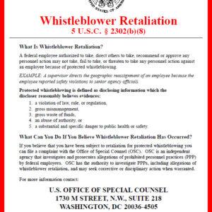 DoD Whistelblower