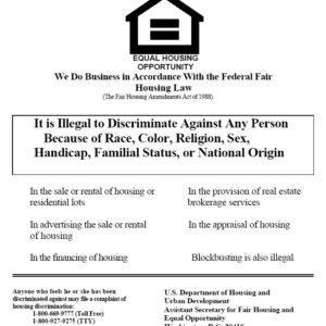 fair housing eng